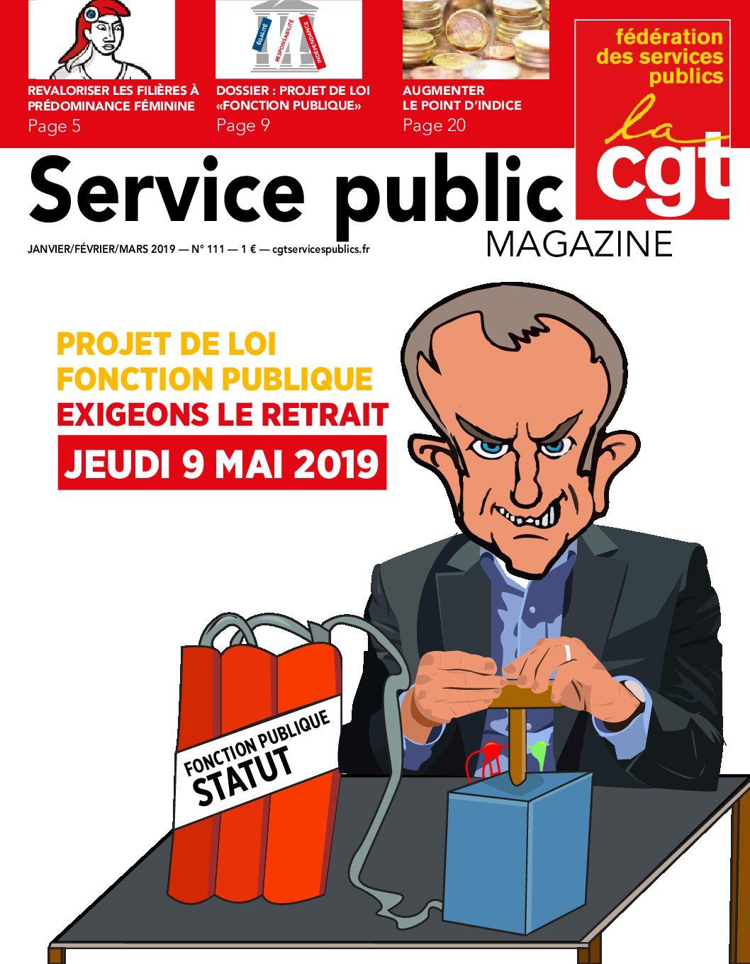 4de19cddea2 Service public magazine mars 2019